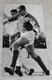 Oude zwart wit foto's sport thema jaren '60, div._