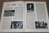 Vintage verzamelplaatjes album Olympische Spelen 1952, Planta_