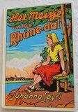 Oud kinderboek Het meisje uit het Rhônedal, J. Spyri_