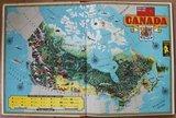 Vintage DE verzamelplaatjes album Canada, Piet Bakker 1955_
