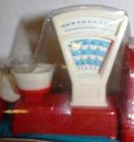 Oude brocante speelgoed winkeltjesset Geobra_