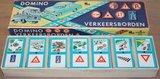 Oud spel Verkeersborden domino uit 1968_