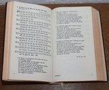 Oud bruin brocante liedboek voor de kerken, 1973_