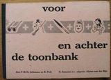 Oud schoolboekje rekenen Voor en achter de toonbank_