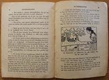 Oud brocante kinderboekje De muizenkoning nr 36_