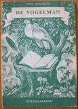 Oud verzamelboekje Nutsspaarbank De vogelman jr 50_