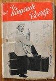 Oud muziekboekje Het zingende boertje, oktober 1961_
