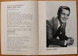 Oud muziekboekje Juke box songs no. 4. 1960, songteksten_
