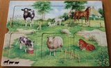 Oud vintage brocante spelletje Lotto, Jumbo 336, 1982_