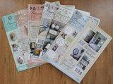 Set tijdschriften Ariadne at Home Brocante Specials jaargang 2015 (6 st)_