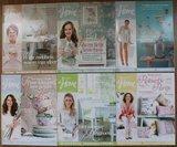 Set brocante tijdschriften Ariadne at Home jaargang 2013 (12 st)_