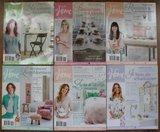 Set brocante tijdschriften Ariadne at Home jaargang 2014 (12 st)_