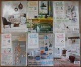 Set brocante tijdschriften Ariadne at Home jaargang 2015 (13 st)_