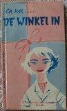 Vintage brocante leerboekje En nu...de winkel in (warenkennis)_
