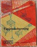 Vintage brocante boekje Tapijtbescherming, Wyers_