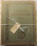 2 Dikke oude vintage brocante muziekboeken Tongers Musikschatz_