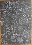 Basispapier achtergrondvel Creative Chalk 191 ruitjes, bloemen, lucky day_