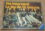 Vintage brocante Het Beursspel Ravensburger