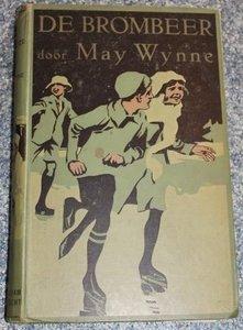 Oud kinderboek De brombeer van May Wynne
