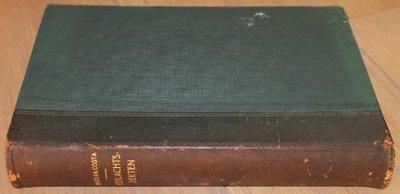 Oud boek Geslachtsziekten, Mendes da Costa 1929