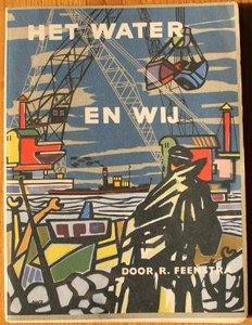 Oud verzamelboekje RPS Het water en wij, 1954/55