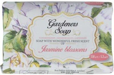 Verzorgende tuinierderszeep Jasmine Blossoms 150 gr, jasmijn