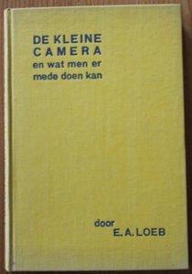 Oud boek De kleine camera en wat men er mede doen kan, 1933