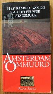 Oud boekje Amsterdam ommuurd middeleeuwse stadsmuur 1481-1601