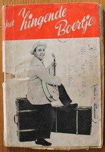 Oud muziekboekje Het zingende boertje, oktober 1961