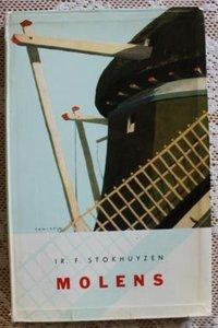 Vintage brocante boekje Molens, Van Dishoeck pocket 1963