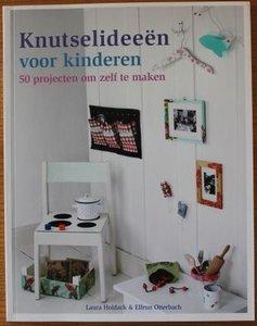 Hobbyboek Knutselideeën voor kinderen, 50 projecten