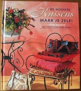 Vintage hobbyboek De mooiste kussens maak je zelf